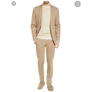 NWT J.CREW men's 42L Ludlow Slim fit Suit Jacket